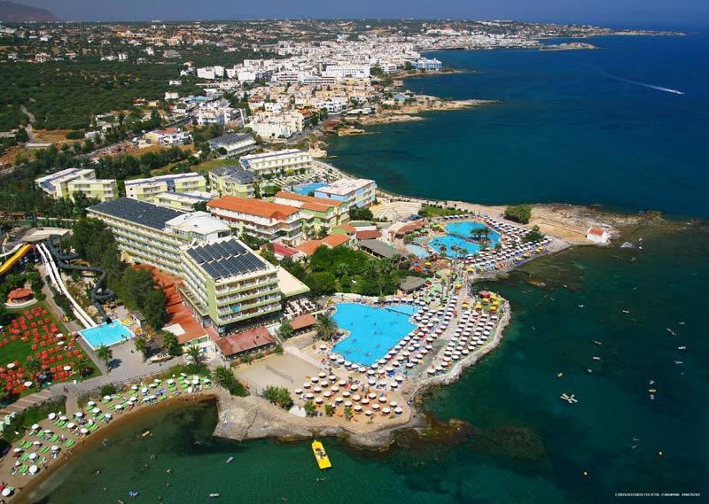 Hotel Eri Beach - Chersonissos - Heraklion Kreta